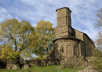Santa Eulalia Susín (Serrablo)