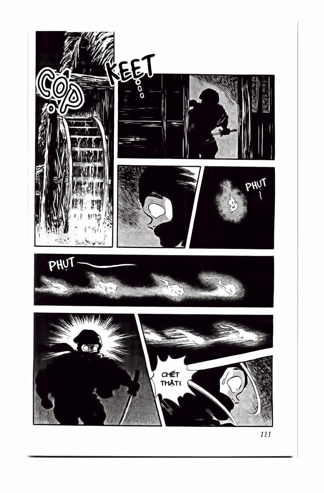 Nijiiro Togarashi - Ớt Bảy Màu chap 76 - Trang 2