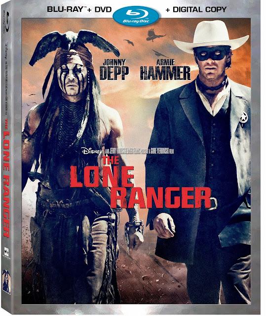 The lone ranger (2013) FullHD 1080p HEVC X265 ITA