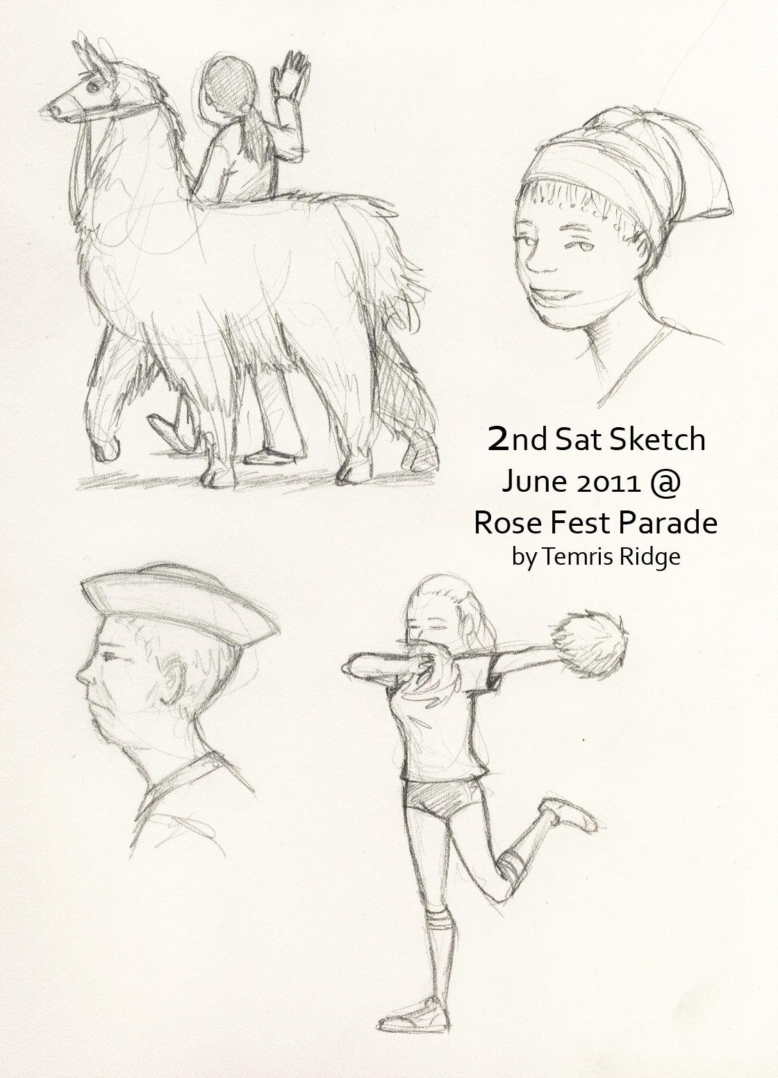 sketch ridge  june 2011