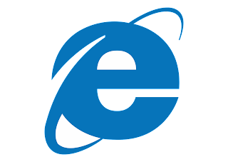 Internet Explorer Logo Vector download free