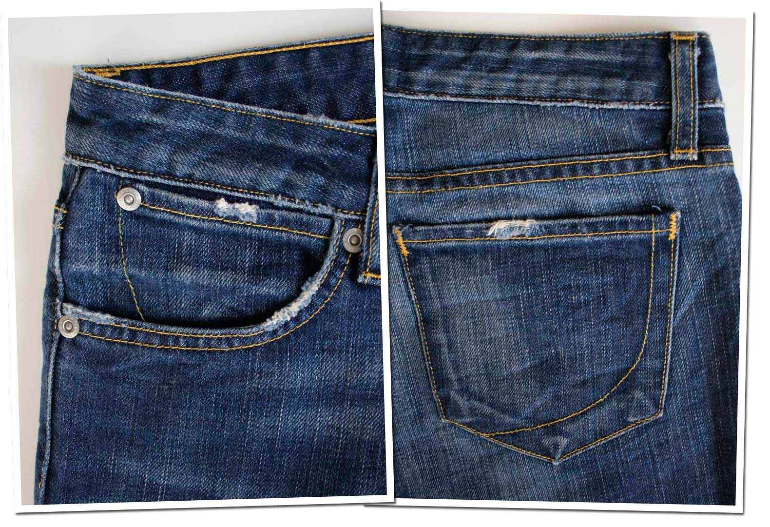 paper denim Your favorite jeans have finally worn out, but they deserve more than to be wadded up and tossed in the trash turn your favorite jeans into homemade paper, and you.