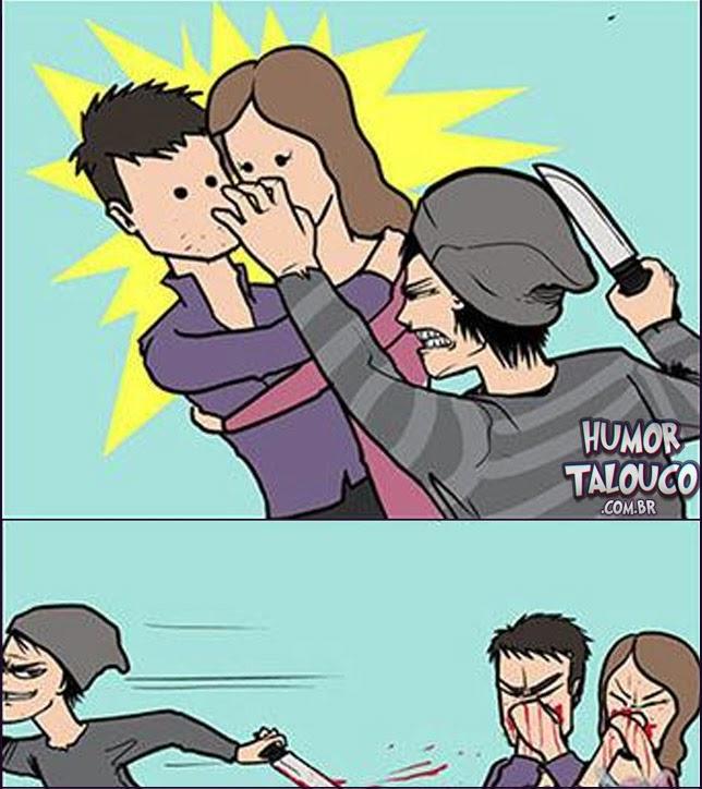 Como roubar um beijo