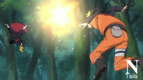 Capas para Facebook do Naruto Shippuden