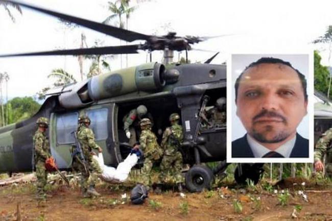 Cayó en Santander autor de la emboscada en la que perdieron la vida 12 militares