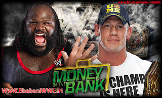 Money In The Bank 2013 » John Cena vs Mark Henry (WWE Championship Match)