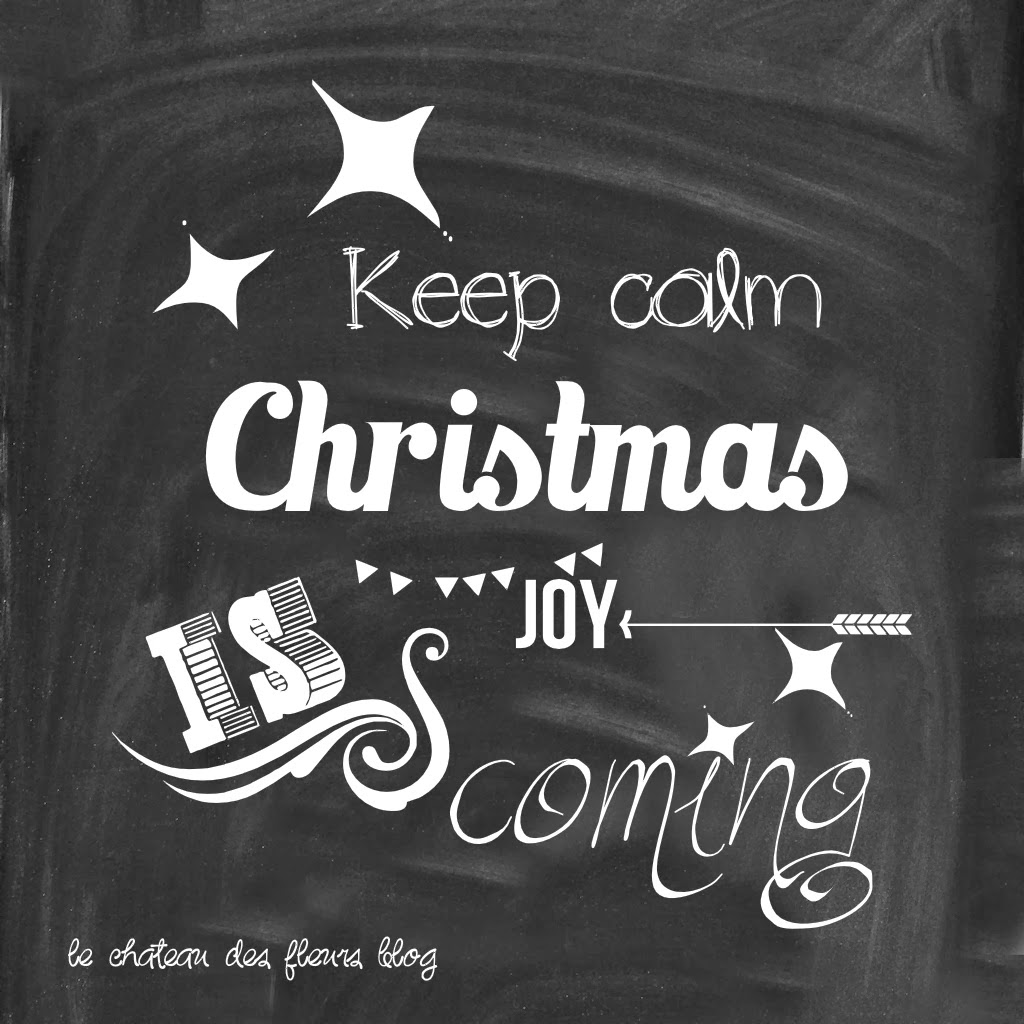 Superb Keep Calm Christmas Joy Chalkboard Quote. I Am Starting Up Some Christmas  Cheer. I Think I Need More Than 6 Weeks For It. I Started Getting  Decorations And ...