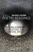 E t A l. Poetry Readings