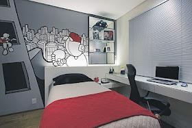 Dormitorios fotos de dormitorios im genes de habitaciones - Dormitorio juvenil pequeno ...
