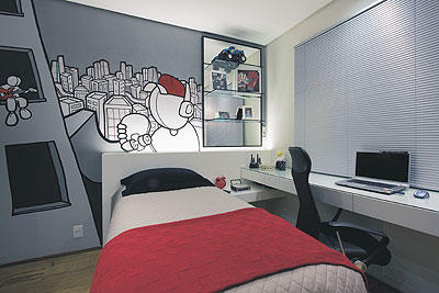 Best home design modern dormitorios para jovencitos for Decorar paredes dormitorio juvenil