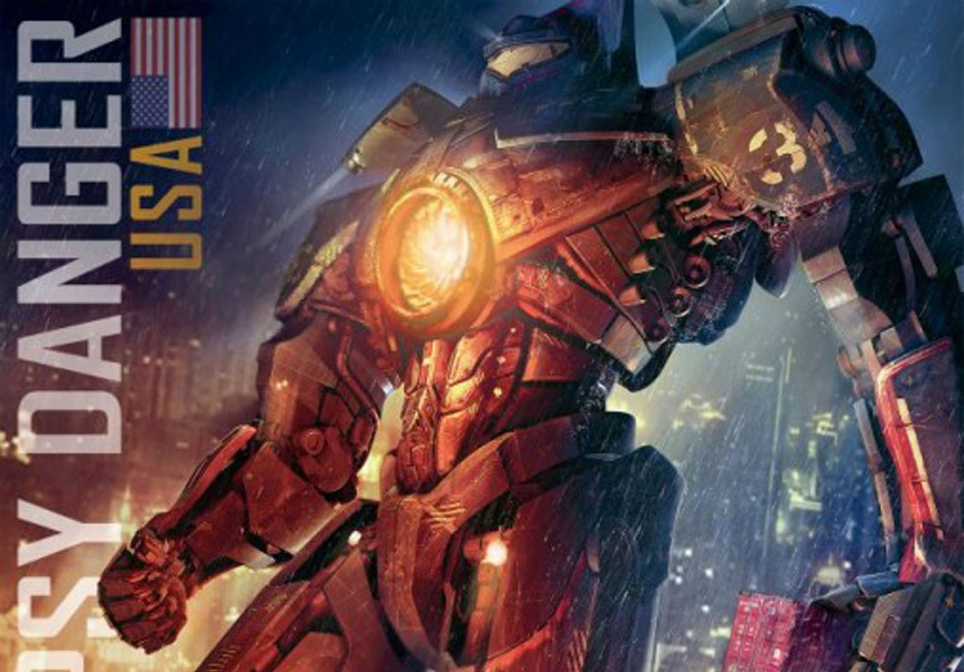 Pacific Rim: New Posters & Images