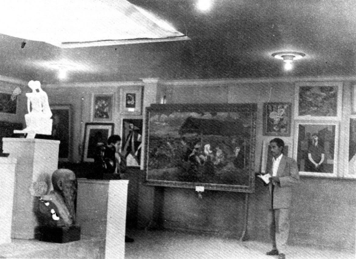 """La """"galería Aragua"""""""