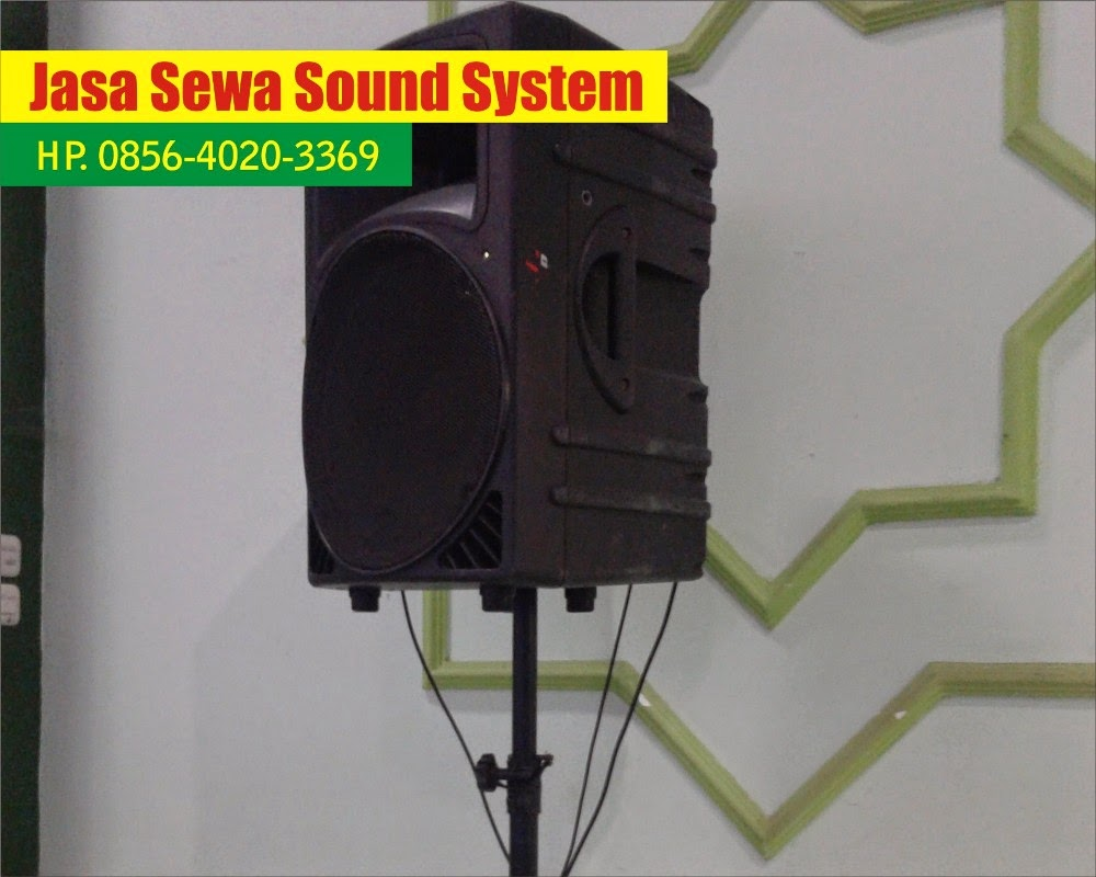 jasa sewa multimedia, lighting, genset, sound system  semarang