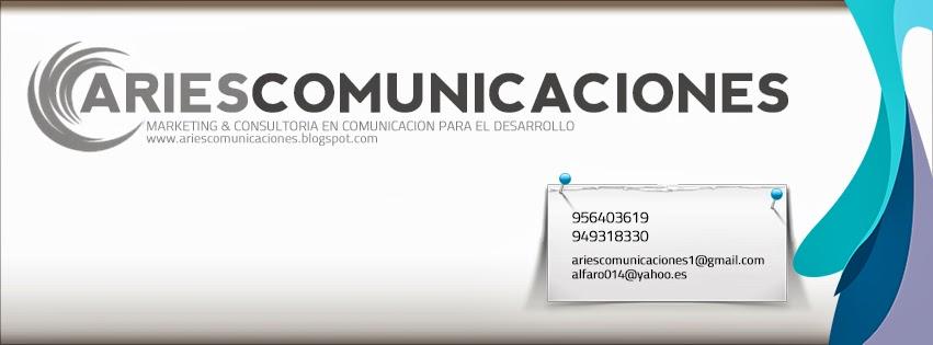 ARIES COMUNICACIONES