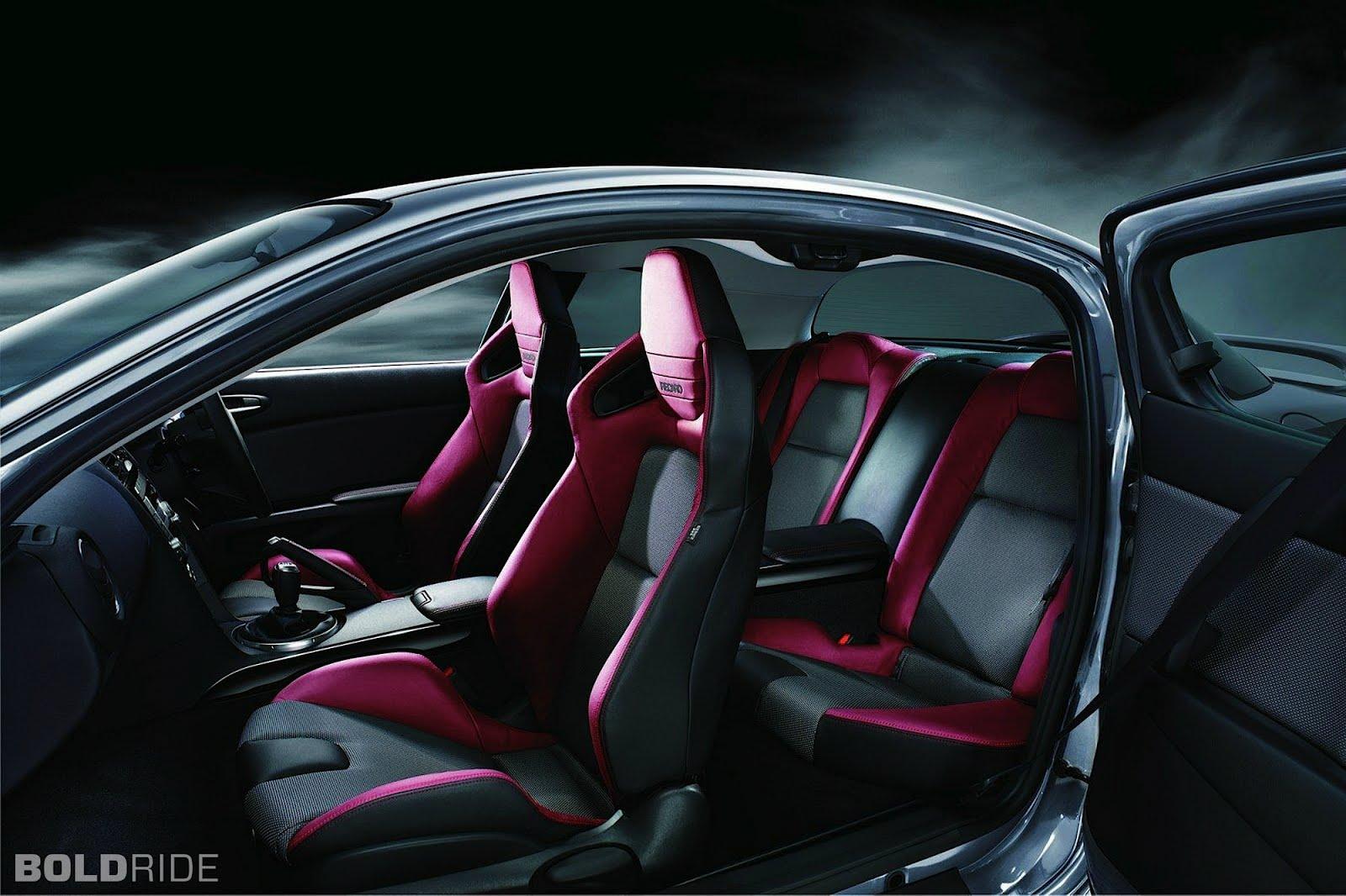 Eksterior Interior Mazda Rx 8 Spirit R