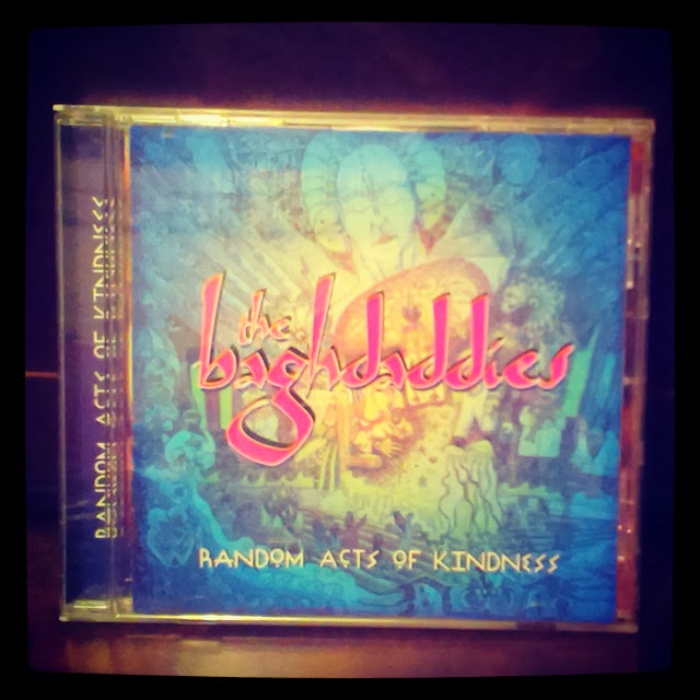 The Baghdaddies Random Acts of Kindness CD