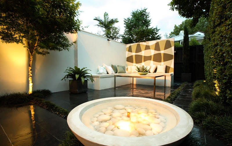 Dosis arquitectura interesantes ideas de dise o con for Decoracion de patios traseros