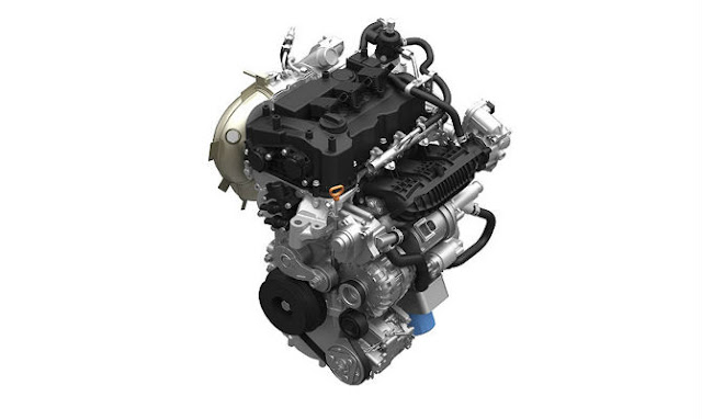 Motor Honda 1.0 Turbo três cilindros