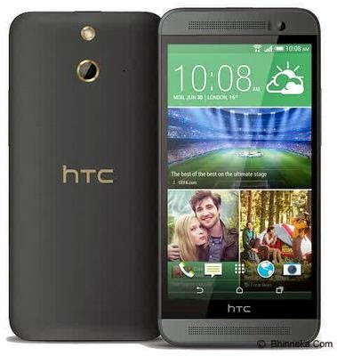 HP HTC One E8 - Dark Gray