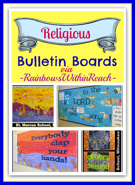 photo of: Religious Bulletin Boards via RainbowsWithinReach