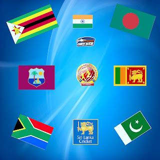 slpl,india,west indies,zimbabwe,south africa,pakistan,bangladesh,srilanka