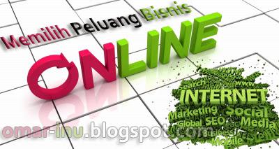 Memilih Peluang Bisnis Online