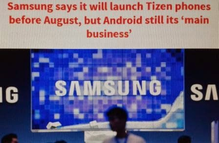 Tizen Sistem Operasi Mobile dari Samsung