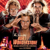 The Incredible Burt Wonderstone Canciones - The Incredible Burt Wonderstone Música - The Incredible Burt Wonderstone Soundtrack - The Incredible Burt Wonderstone Banda sonora