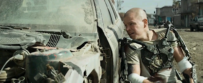 Download Elysium Movie DVD Print