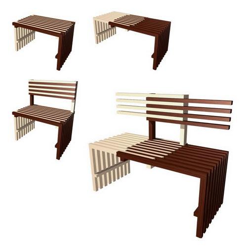 Kontrast the Unique Chair Design