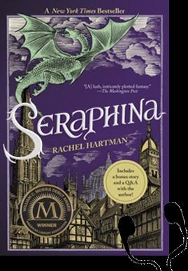 Seraphina Audiobook Audible Rachel Hartman