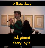 9 FLUTE DUOS
