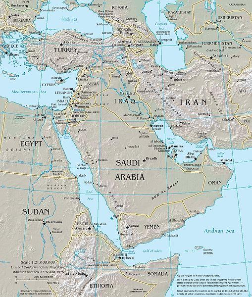 Asia Barat