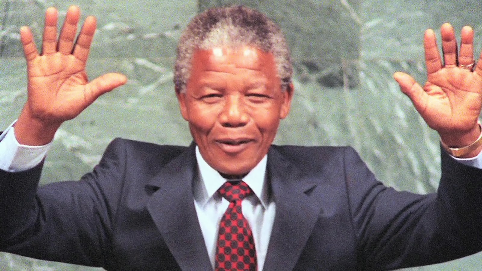nelson mandella Nelson mandela's unpublished prison letters are full of life and love.