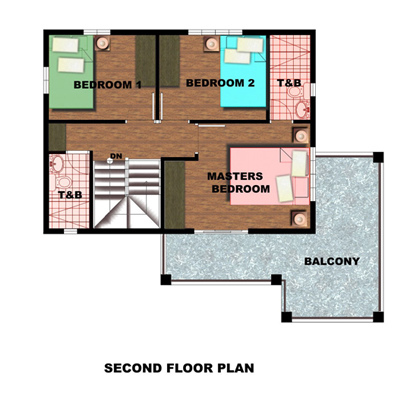 Crossandra or emerald model house of savannah glades for Emerald homes floor plans