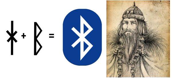 Resultado de imagen para El origen vikingo del Bluetooth