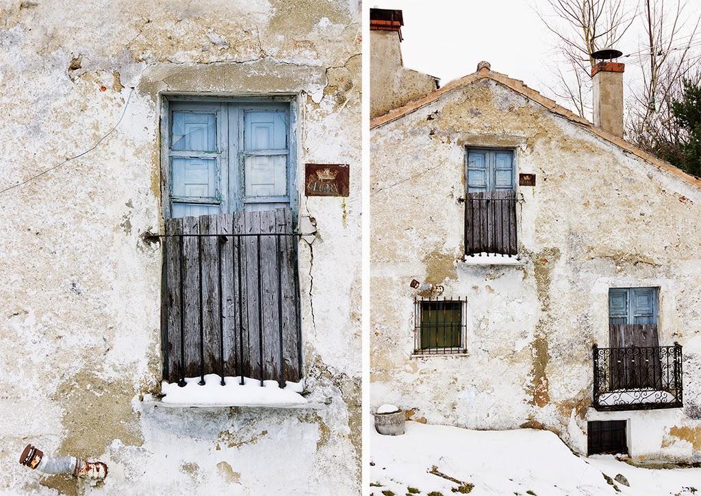 fotografía paisajística Segovia