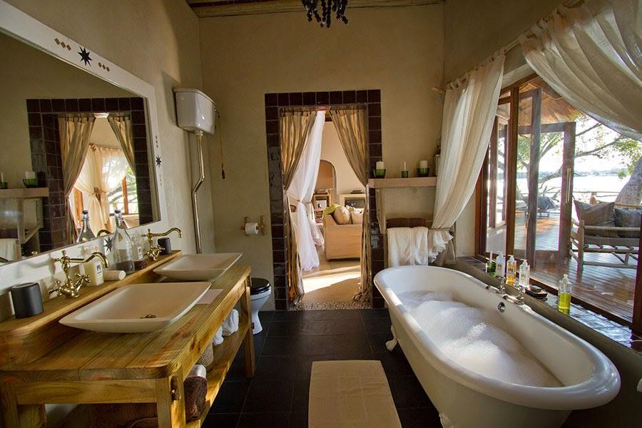 Tongabezi Lodge's New River Cottages Zambia
