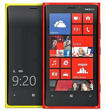 Harga Nokia Lumia 920