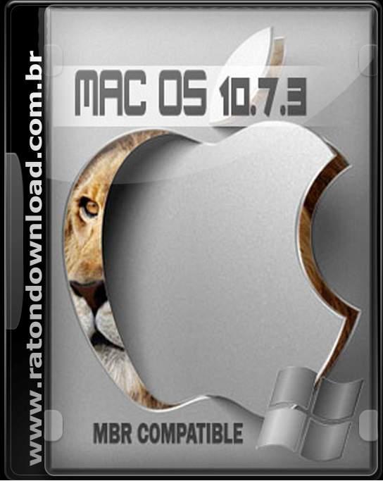 Mac OS 10.7.3 Compatível com MBR