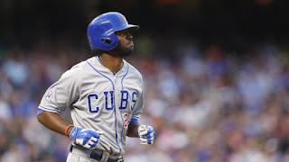Dexter Fowler Cubs Baseball's Best Leadoff Hitter