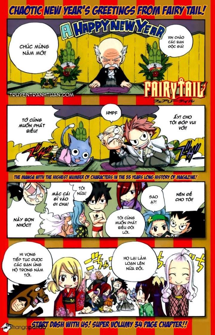 TruyenHay.Com - Ảnh 4 - Fairy Tail Chap 365