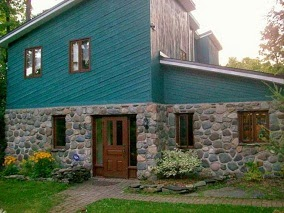 Fachadas de piedra fachadas de casas de piedra artificial - Fachadas de piedra artificial ...