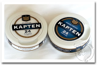Kapten White And Original Portion