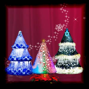 Mgtcs Christmas Decor Trees High Quality PNG files