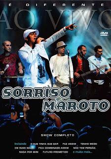 Download Sorriso Maroto – É Diferente Ao Vivo – DVDRip