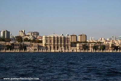 Palacio de Dolmabahce, Estambul - Viaje a Turquia