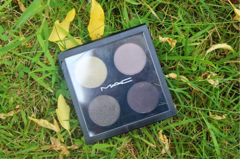 MAC A Novel Romance Eyeshadow Palette Review