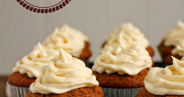 Ginger Spice Cupcakes with Browned Butter Frosting