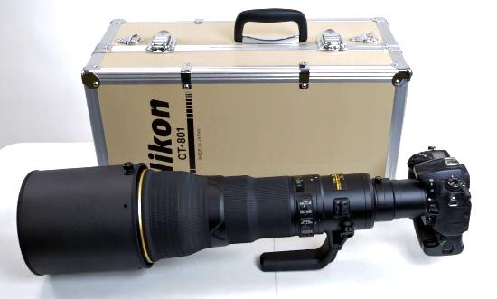 Lente Nikon 800mm, Nikon 800mm, Lente Nikon, 800mm f/5.6E FL ED VR, 800mm